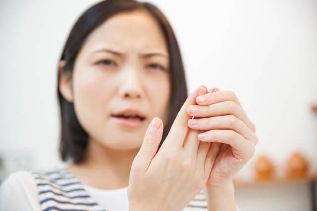 刺激性接触皮膚炎|名取つちやま皮ふ科