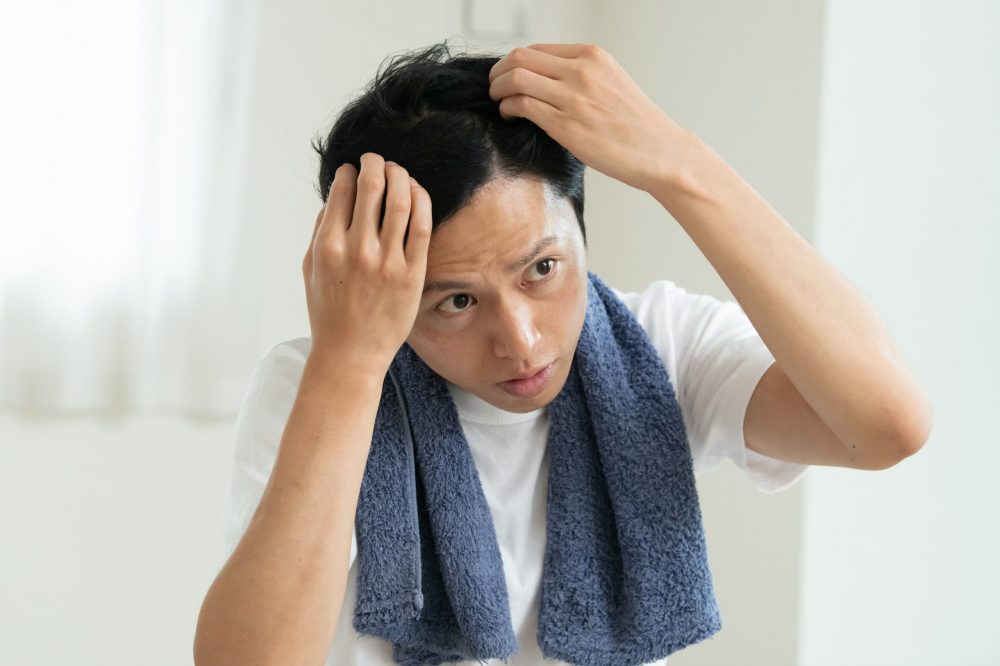 頭のフケ、顔の頑固な湿疹|名取市で脂漏性皮膚炎は名取つちやま皮ふ科へ