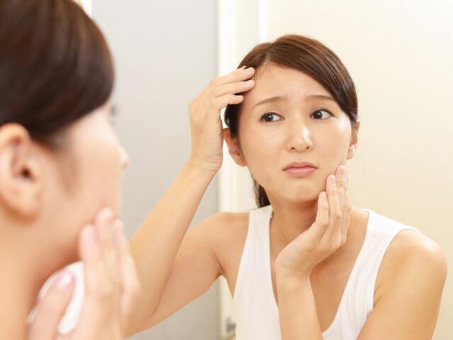 脂漏性皮膚炎の発症|名取市の名取つちやま皮ふ科